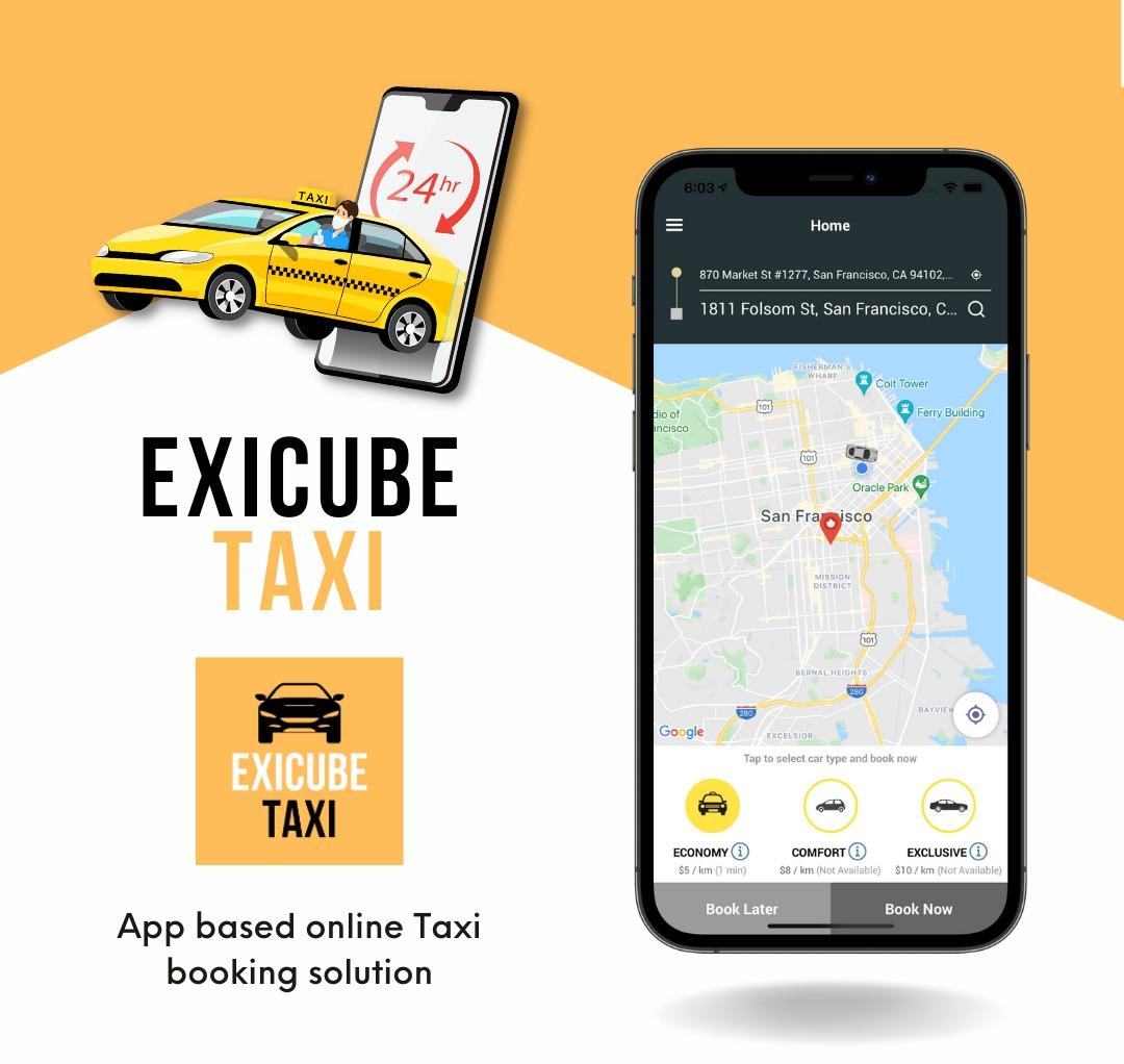 Exicube Taxi