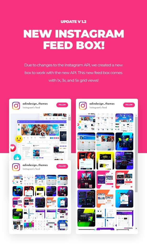 Asgard - Sosyal Medya Uyarılar ve Yemler WordPress Oluşturucu - Facebook, Instagram, Twitch ve daha fazlası! - 9