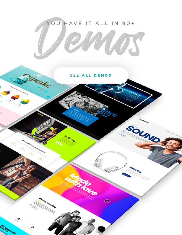 Composer - Responsive Multi-Purpose High-Performance WordPress Theme