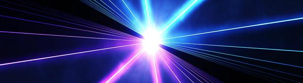 Laser Light Show 4K
