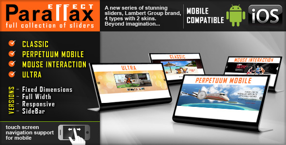 Jquery Slider Zoom In/Out Effect Fully Responsive - 1