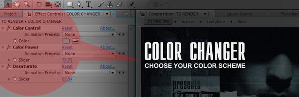 color changer