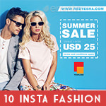 Instagram Fashion Banner Bundle - 14