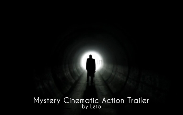 Mystery Cinematic Action Trailer by leto | AudioJungle
