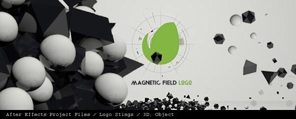 Magnetic Field Logo