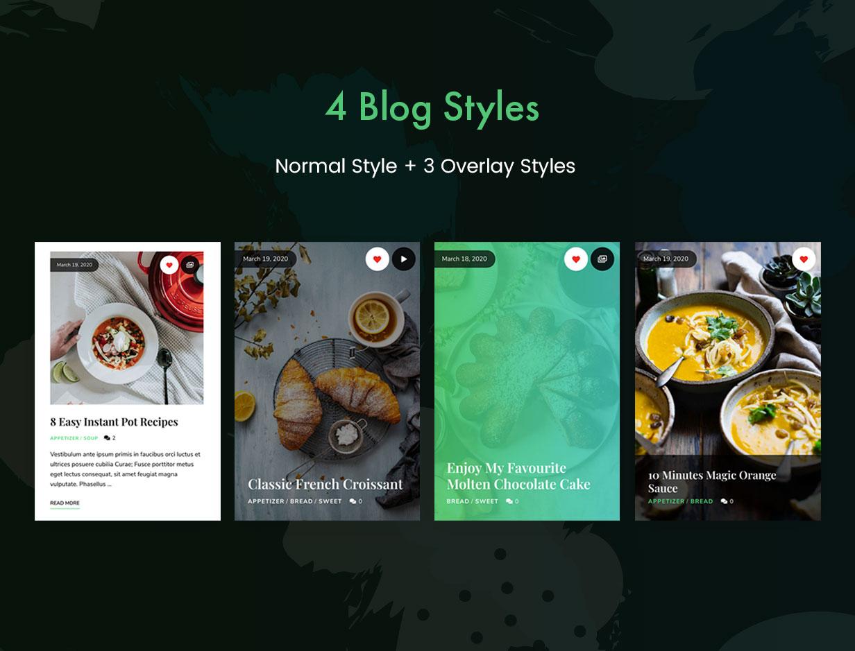 TinySalt - Blog Styles