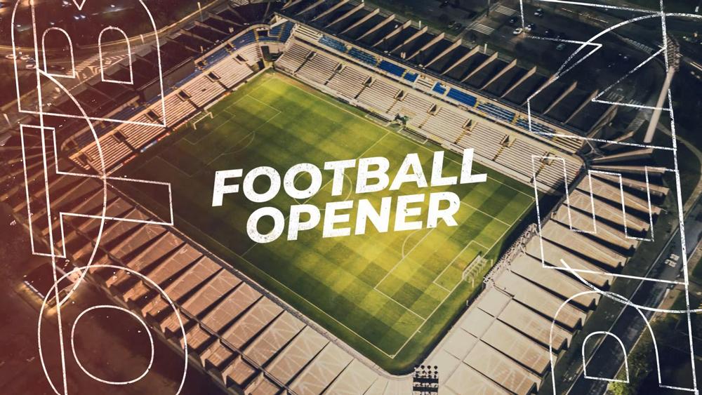 Football (Soccer) Dynamic Opener - 9