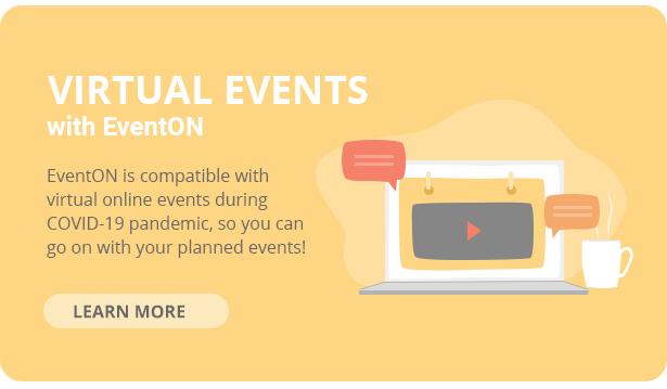 EventON - WordPress Etkinlik Takvimi Eklentisi - 1