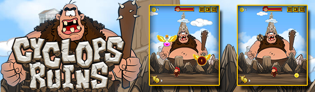 King Bacon vs Vegans - HTML5 Arcade Game
