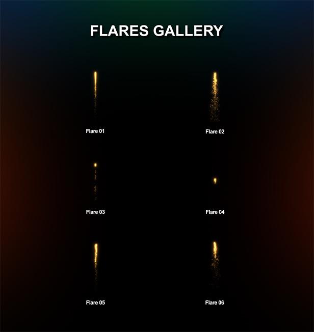 FESTIVE - Fireworks Pack - 3
