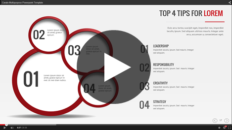 cavale - multipurpose powerpoint presentation templatem-duarte, Presentation templates