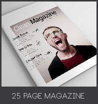 25 Pages Interior Magazine Vol4 - 10