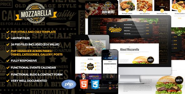 Honeycomb - Responsive One Page HTML5 Template - 19
