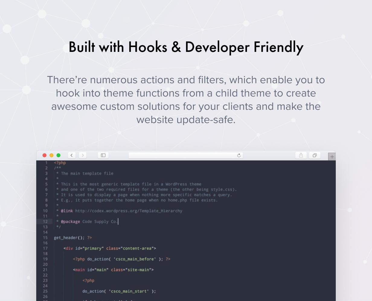 Developer-Friendly