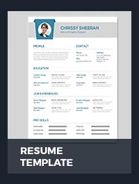 Resume Template - 48