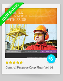 2 Corporate-Style Flyer/Ads Templates - 4