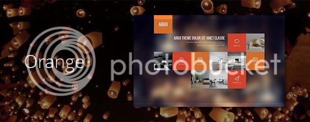 Argo - One Page Portfolio PSD Template - 10