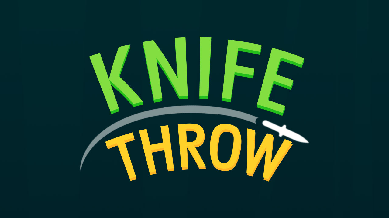 Knife Throw - A Buildbox Knife Hit Clone (BBDOC + Highly Polished Mechanics  And Graphics)