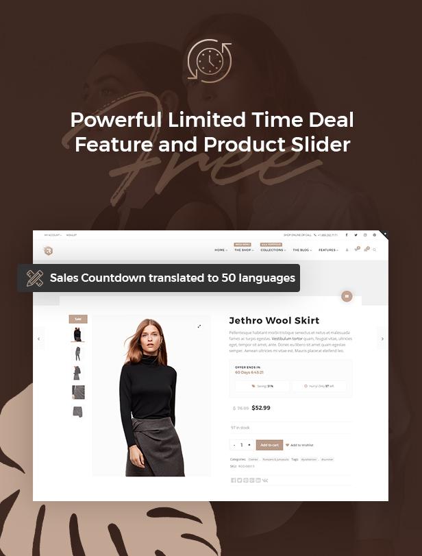 Rigid -  WooCommerce Theme for Enhanced Shops and Multi Vendor Marketplaces - 15