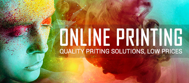 Online Printing - Four C Graphic and Printing