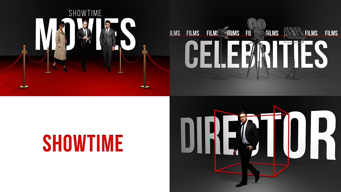 Showtime I Cinema Promo - 1