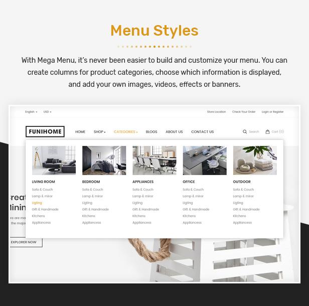 FuniHome - Responsive PrestaShop 1.7 Furniture Shop Theme - 5