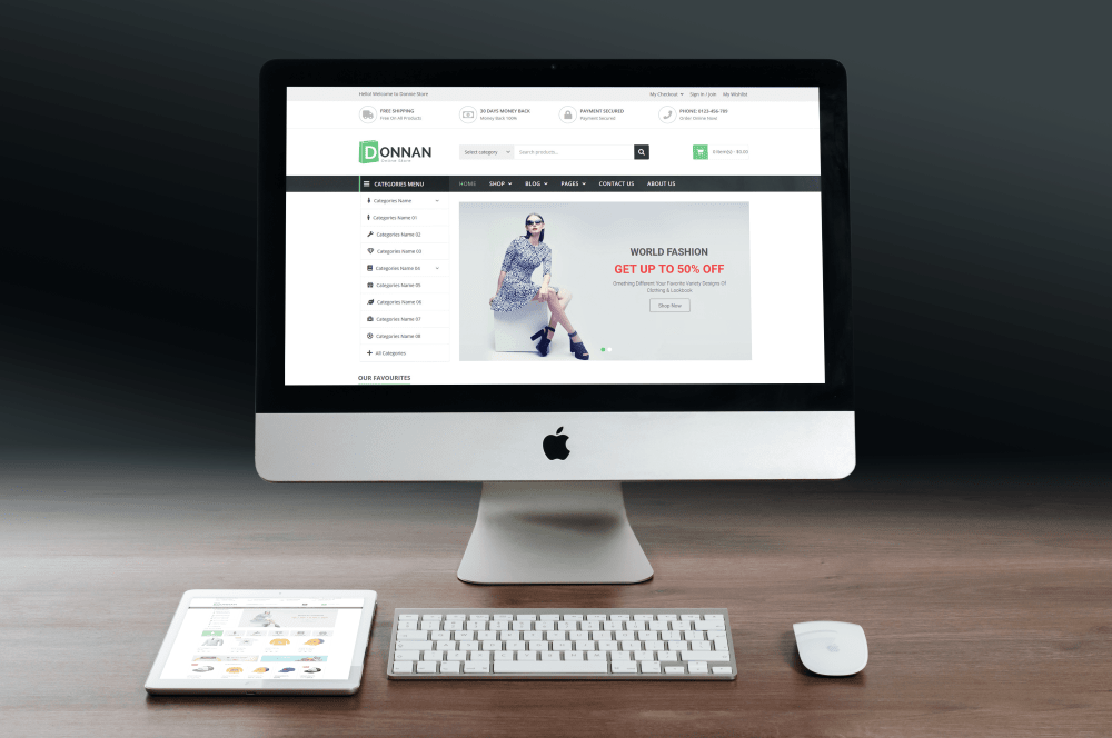 VG Donnan - Multipurpose Responsive WooCommerce Theme - 5