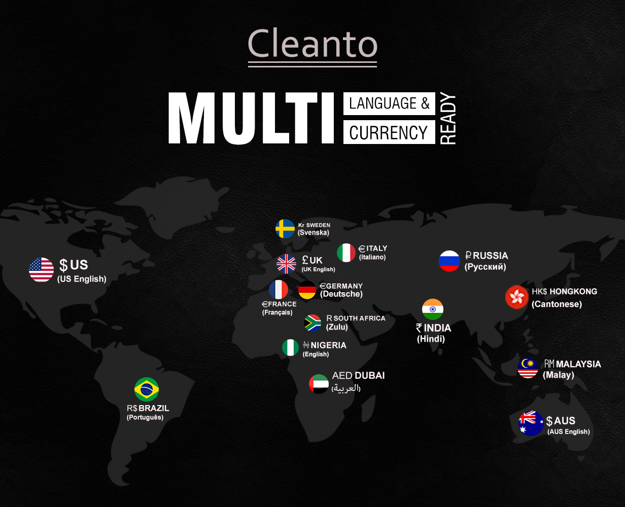 Cleanto - software with booking system for cleaner service companies - 6