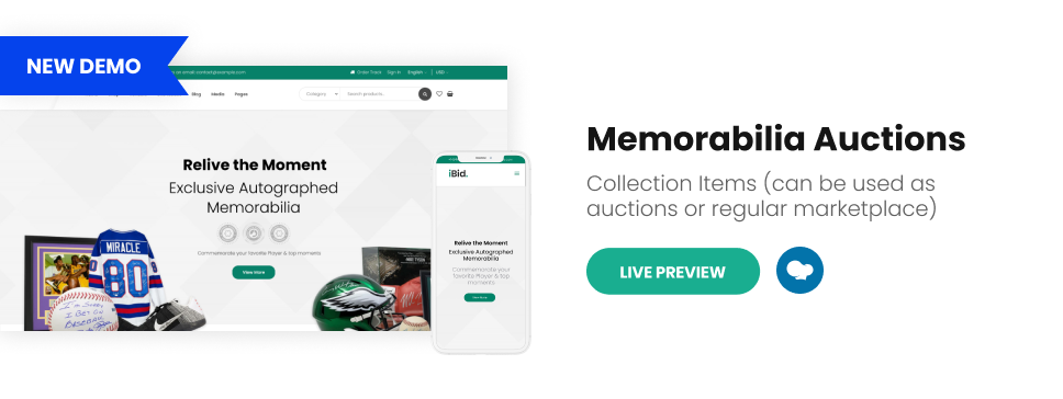 iBid - Multi Vendor Auctions WooCommerce Theme - 22