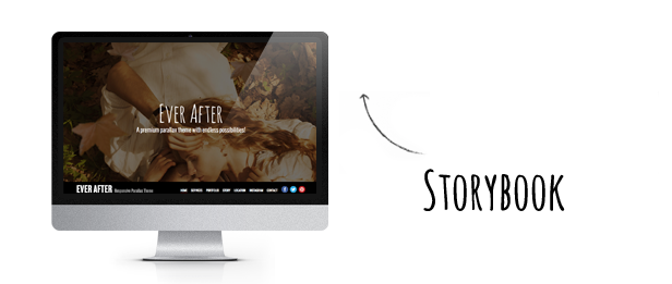 Ever After - OnePage Parallax Theme - 4