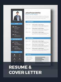 Resume & Cover Letter - 34