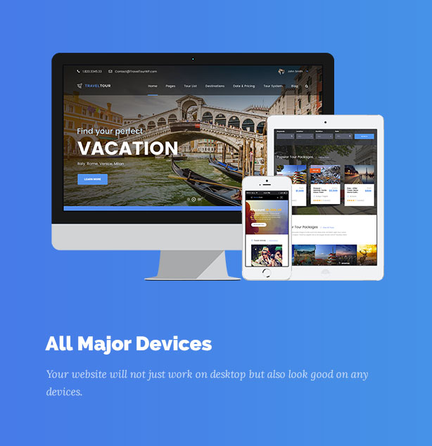 Travel Tour - Tour Booking, Travel Booking WordPress Theme - 16