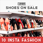 Instagram Fashion Banner Bundle - 13