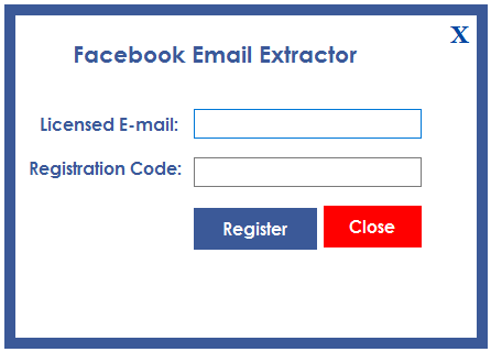 Facebook Email Extractor - 5
