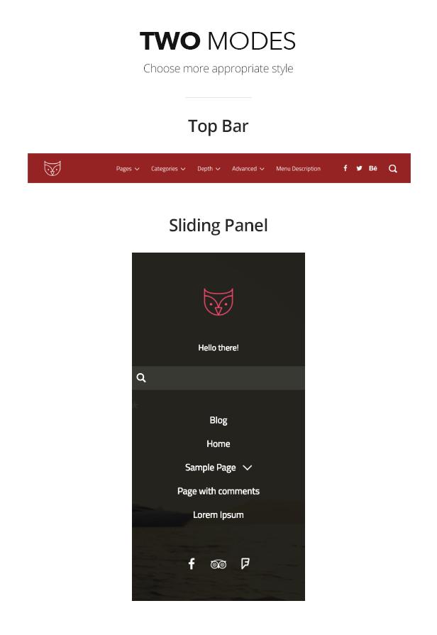 Owl Menu: Multipurpose WordPress Menu Plugin - 4