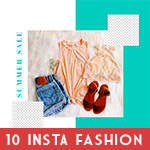 Instagram Fashion Banner Bundle - 20