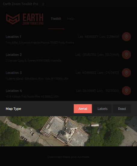 Earth Zoom Toolkit Pro - 4