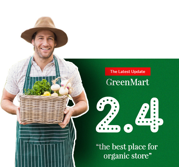 GreenMart – Organic & Food WooCommerce WordPress Theme - 5
