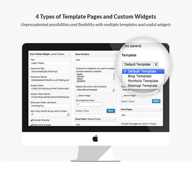 Core One - Multipurpose One Page Theme - 21
