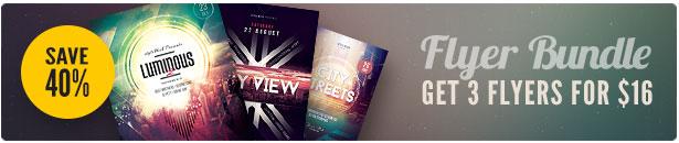 City Flyer Bundle Vol.06