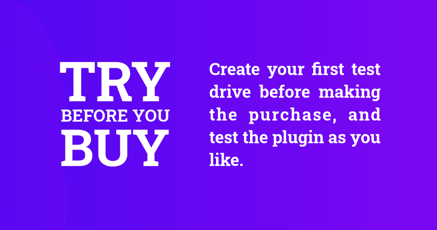 uschema test drive: try before you buy