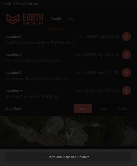 Earth Zoom Toolkit Pro - 5