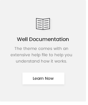 Kroth Theme Documentation