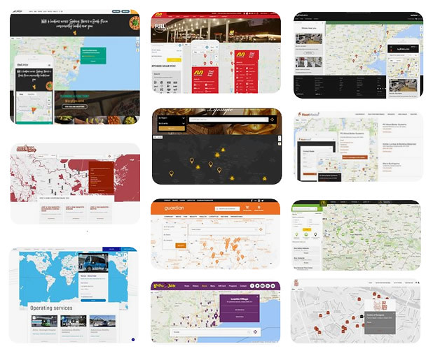 Fully Responsive Store Locator using Super Store Finder for WordPress