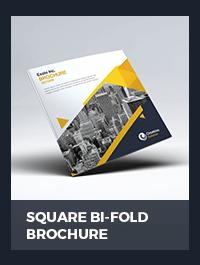 Square Brochure - 2