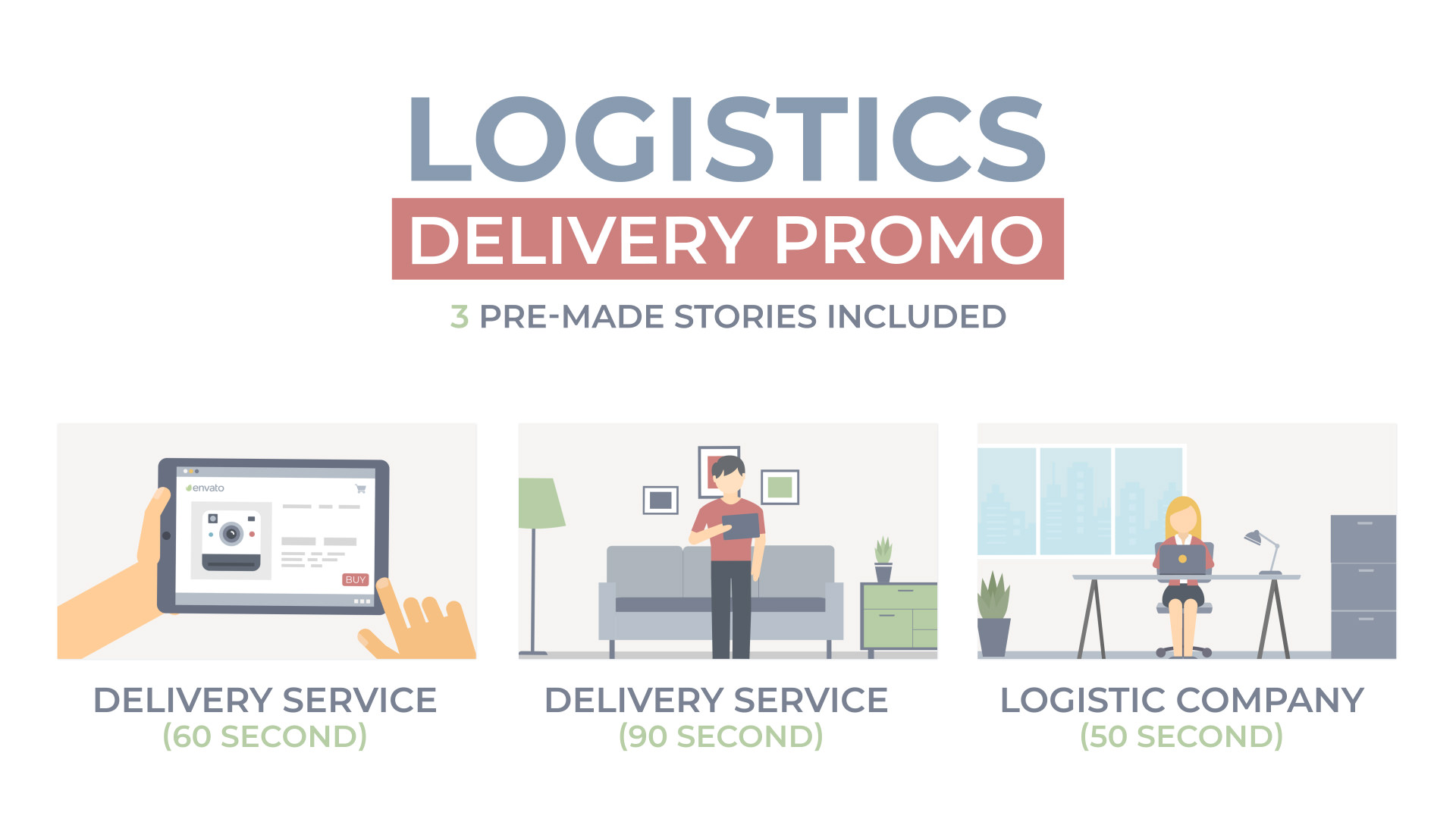Logistics Delivery Promo - 2