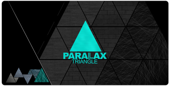 Paralax Triangle by delafex