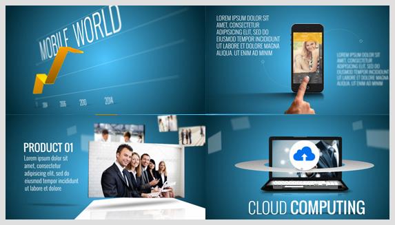 App Web Product Promotion - 2