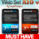 Web Set AIO v2 (Premium Web Package) - 1