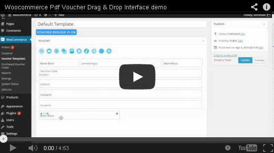 Voucher Builder Video